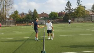 Friday Social Evening and BBQ @ Headstone Tennis Club